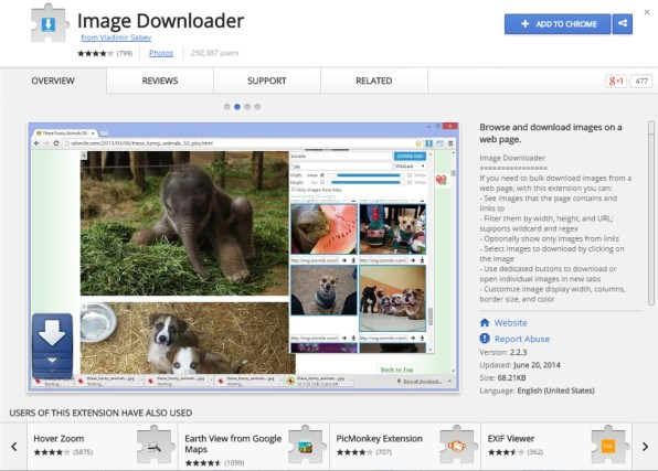 image-downloader-for-google-chrome