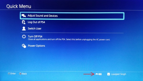 How-to-Check-the-DS4-Controller's-Battery-Life-on-PS4
