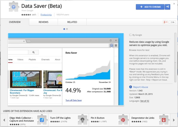 data-saver-from-google
