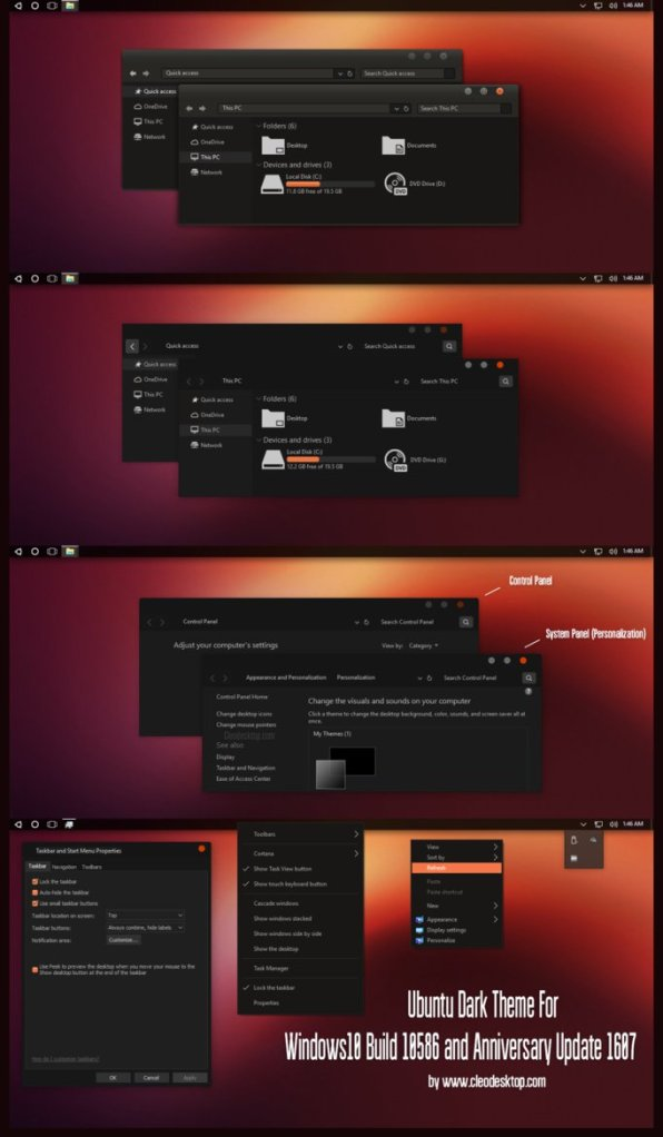 ubuntu_dark_theme_windows10_anniversary_update_by_cleodesktop-dacruci