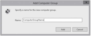 CONFIGURING WSUS COMPUTER GROUPS 3