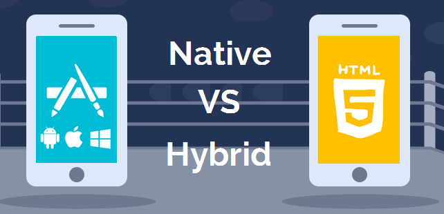 Native and Hybrid App Development