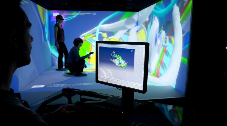 99da86fc1bb TechViz - TechViz XL 3D Virtual Reality Software - Virtual Prototyping