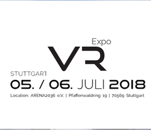 5-6 Jul | Join TechViz at VR Expo 2018
