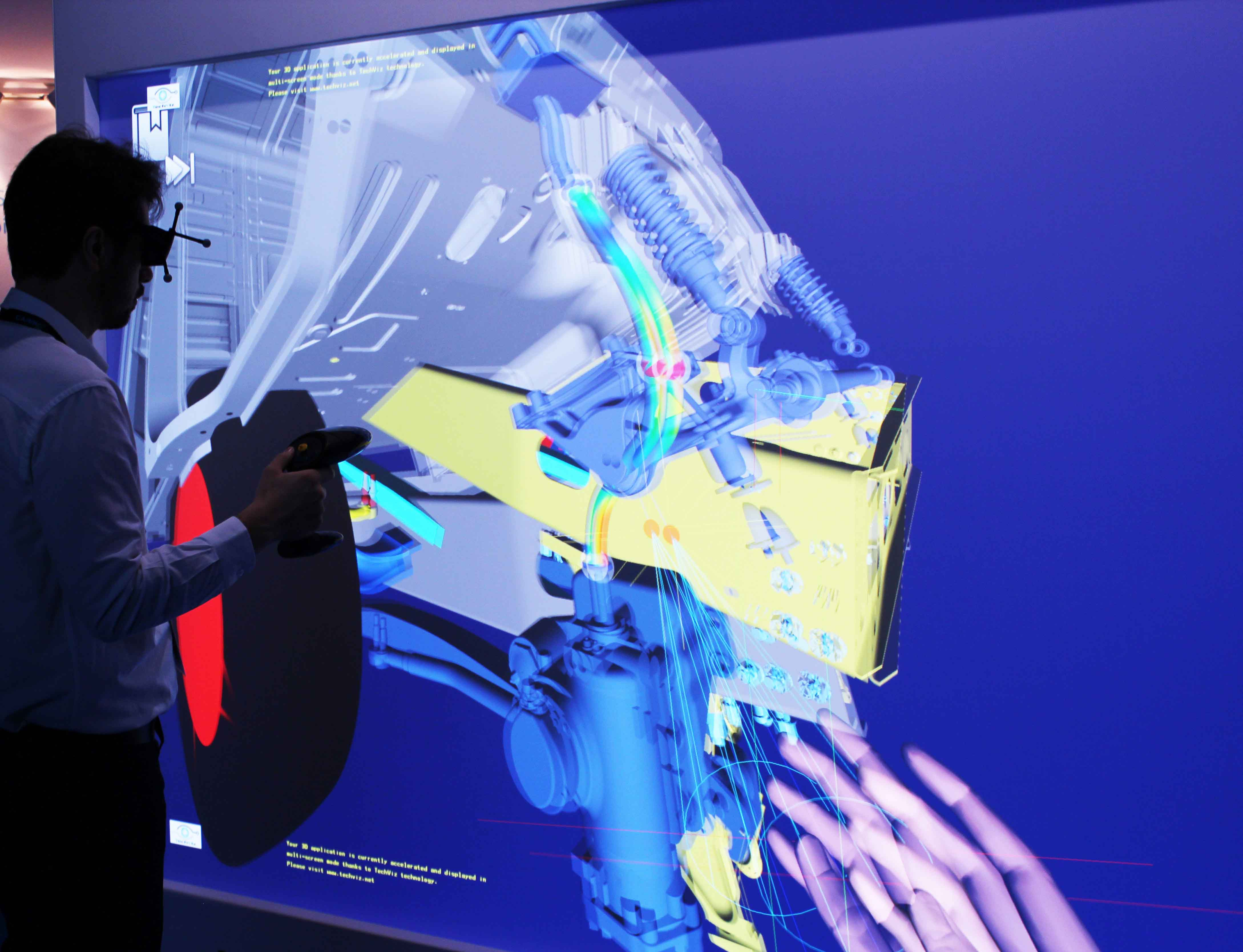 ef8e8e8987a Save Time and Money During the Design Phase of Your Product with TechViz XL™  and Christie
