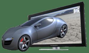 TechViz autostereoscopique