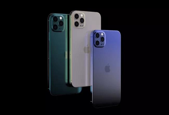 iPhone 12 colour