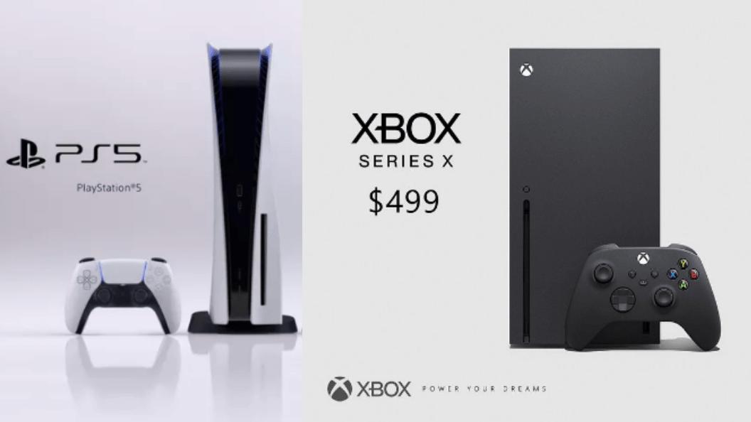 Sony PlayStation 5 and Microsoft Xbox Series X