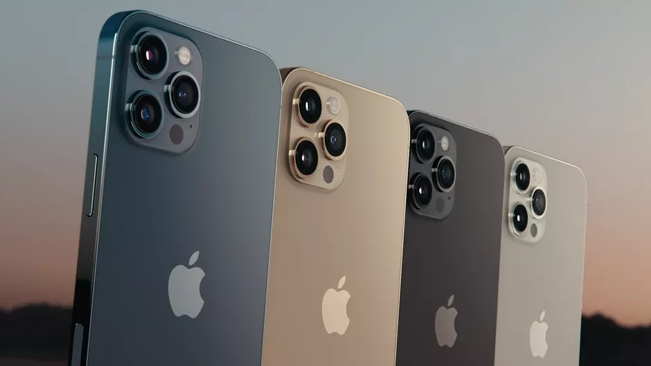 iPhone 12 device