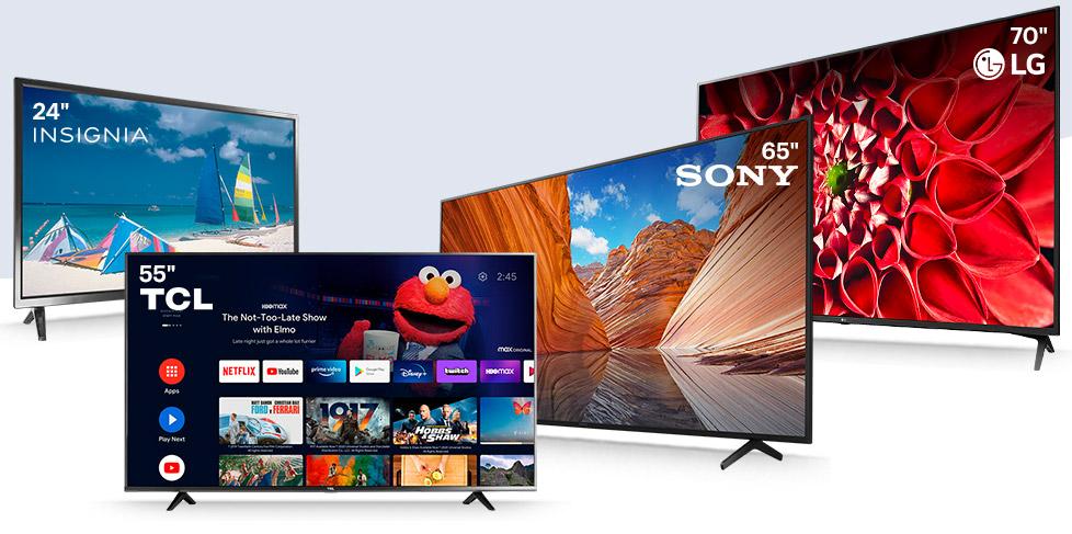 LG, Sony Best Buy Deal