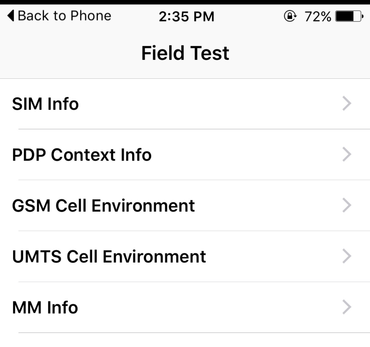 How To Check Signal Strength On Your Iphone When Field