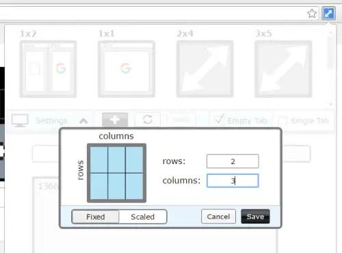 Work on Multiple Tabs Simultaneously On Google Chrome
