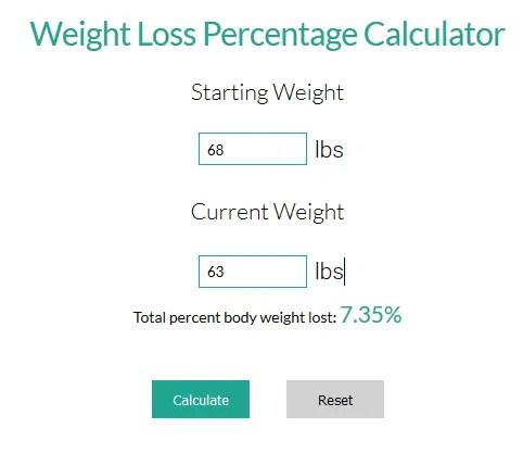 weight-calculator