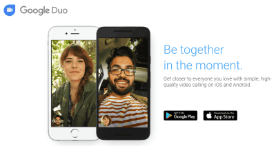 Google Duo- free and simple video calling app