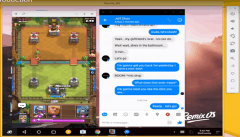 Free Android Emulator for PC With Multitasking Support