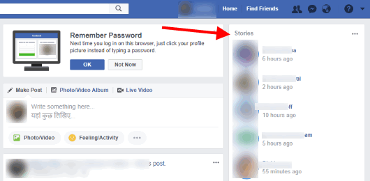 How To View Facebook Stories On Desktop and Save Any FB