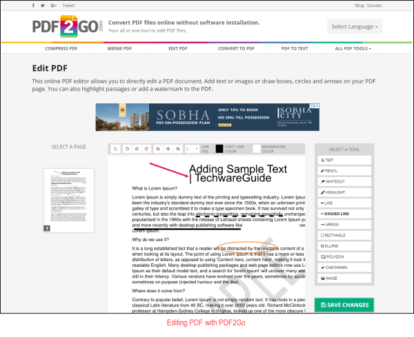 10 Best PDF Editors to Edit PDF Text, Annotate, Sign PDF (Free and Paid)