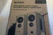 Arion Floor Standing Speakers