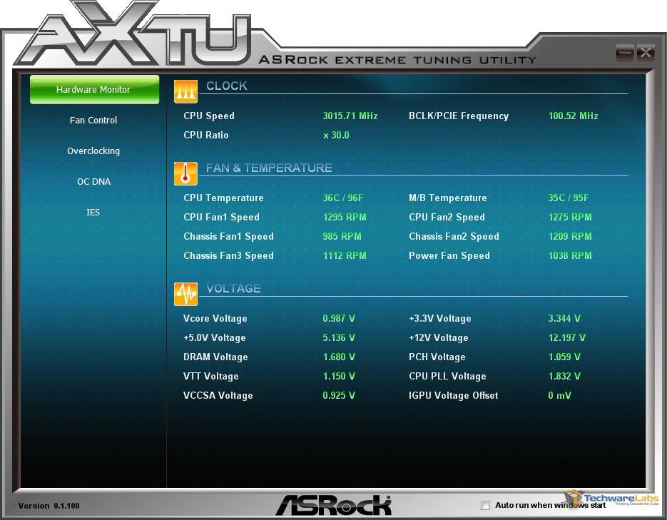 TechwareLabs ASRock Z68 Extreme7 Gen3 Intel Motherboard