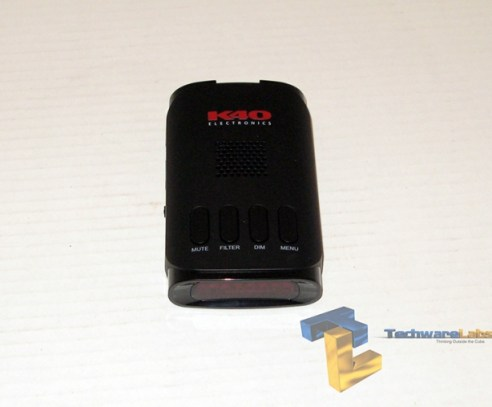 RD950 Radar Detector TechwareLabs 7