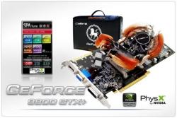 Calibre 9800GTX+