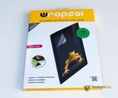 Wrapsol Hybrid screen protector for iPad2