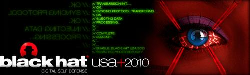 blackhat 2010 vegas