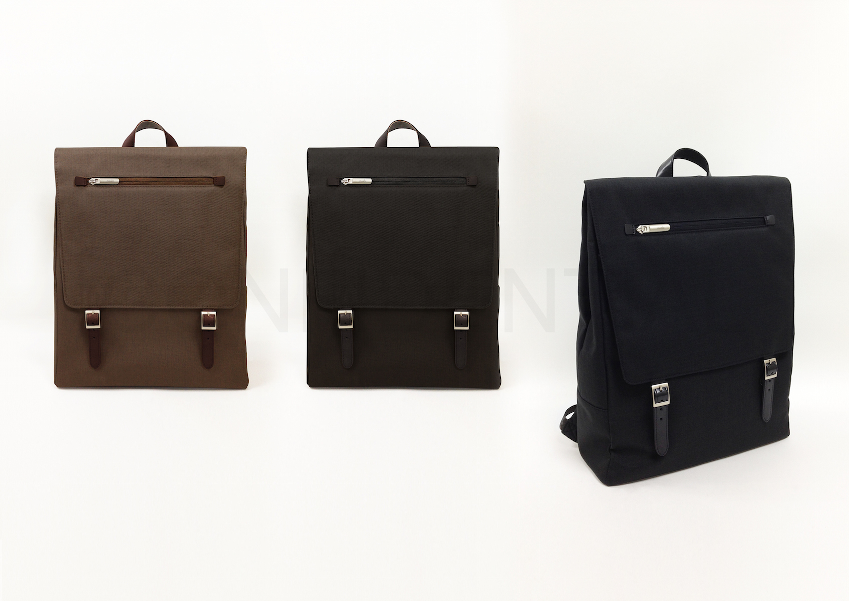 d7a0fac37e Each backpack will be available in two colors. Helios will be available in  charcoal black and cocoa brown (MSRP   150)