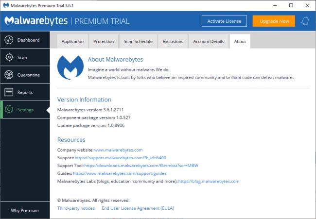 malwarebytes unloads windows 7 freeze