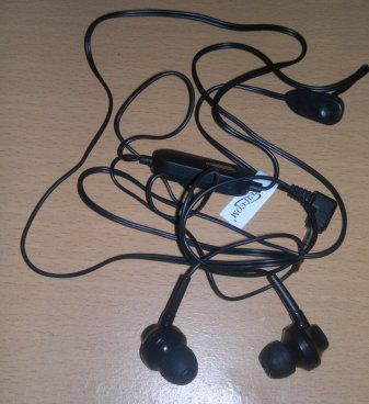 Techcom t-60 earphones