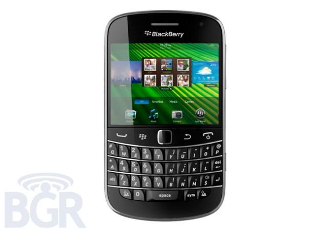 BlackBerry Colt QNX