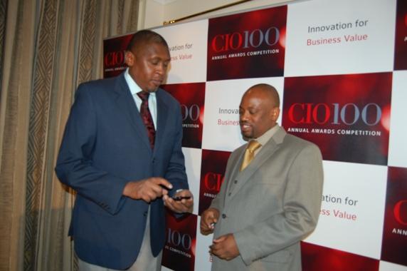 CIO100 awards