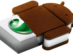 Ice cream sandwich for Xperia in Jan