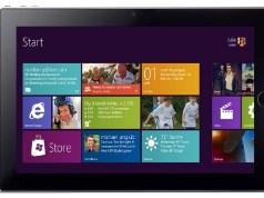 HP windows 8 tablet