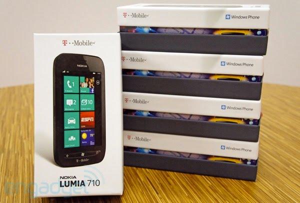 lumia 710 free