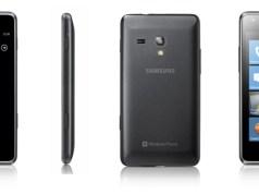 Samsung Omnia M GT-I8350