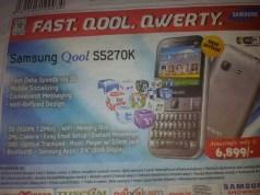Samsung Qool S5270K