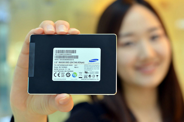 Samsung 950GB SSD