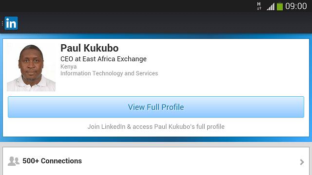 Paul Kukubo ICT Board