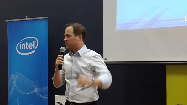 Sven Beckmann, Intel GM SSA