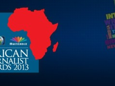 CNN MultiChoice African Journalist of the Year 2013