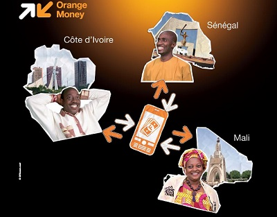 Orange mobile to mobile money