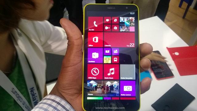Lumia 1320 Kenya