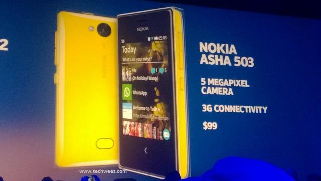 Nokia Asha 503 Kenya