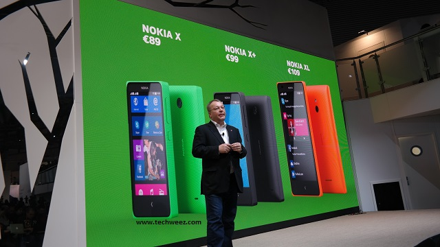 Nokia X Price