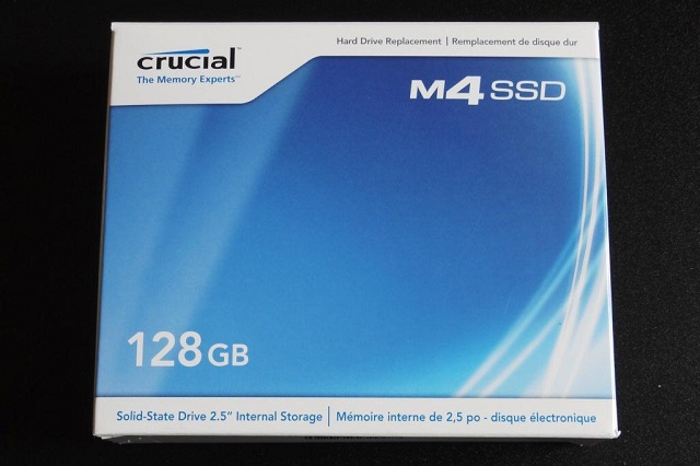 SSD Box Front