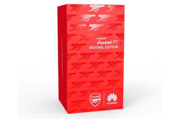Arsenal Huawei Ascend P7 4