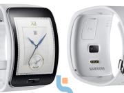 Samsung gear S Pure White