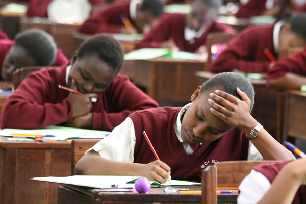 KCPE results 2014