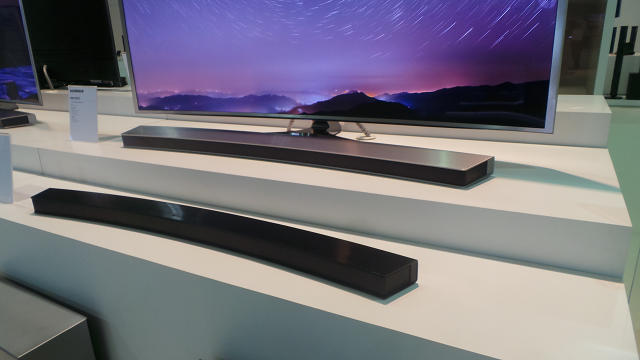 Samsung Curved Sound Bar